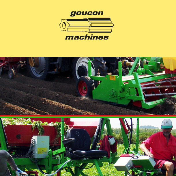 Goucon Machines